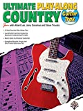 Ultimate Country Play-Along Guitar Trax (Ultimate Play-Along)