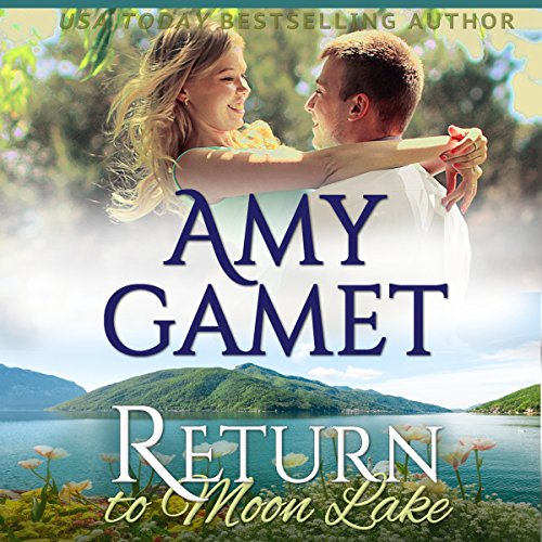 Return to Moon Lake  audiobook cover art