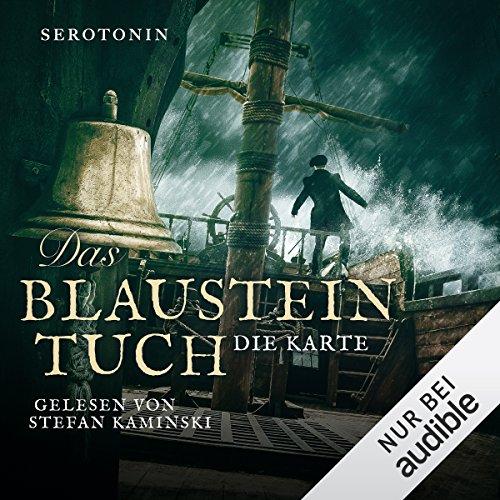 Die Karte (Das Blausteintuch 2) audiobook cover art