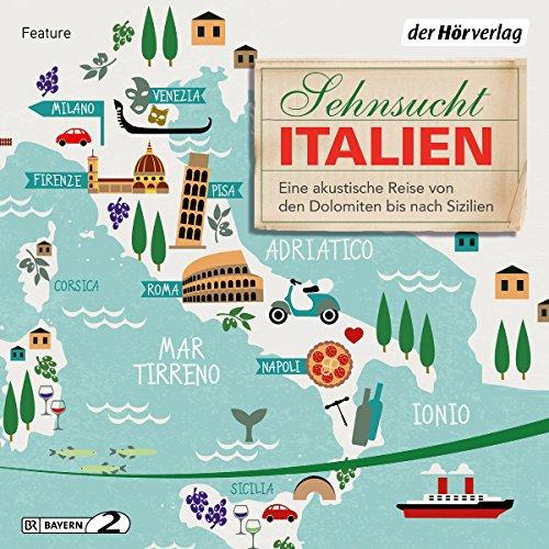 Sehnsucht Italien audiobook cover art