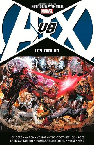 Avengers vs. X-Men: It's Coming (English Edition)