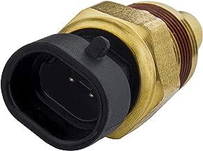 213-928 Multi-Purpose Temperature Sensor for Chevy C1500 C2500 C3500 Camaro Impala Malibu Tahoe GMC Jimmy Yukon Sierra 1500 2500 3500 Replaces 15326386 TS10075 Coolant Temperature Sensor