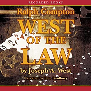 West of the Law audiobook cover art