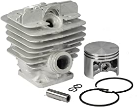 Max Motosports Cylinder Piston Rebuild Kit Assembly for Stihl 034 036 MS360 Chainsaws 48mm