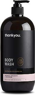 Thankyou Body Wash  Botanical Geranium & Rosewood - Calming (1L)