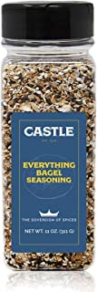 Castle Foods Everything Bagel Seasoning, 11.5 Ounce