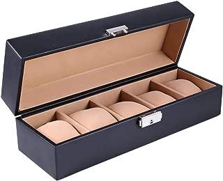 Laveri Watch Box, Black