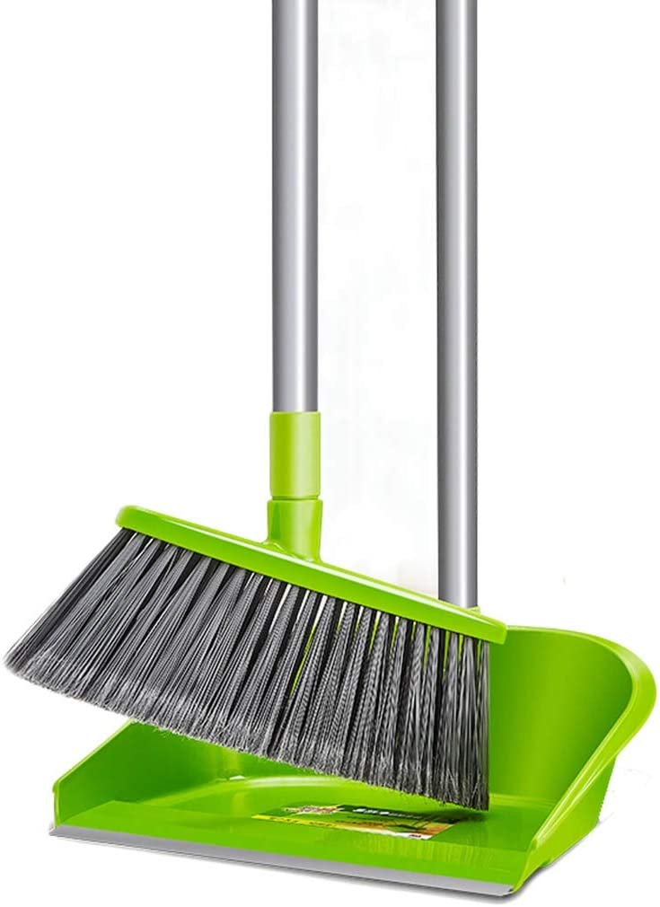 NLIAN- Home Broom and Dustpan Set Pan Durable 75 Max 65% New sales OFF Lobby Dust