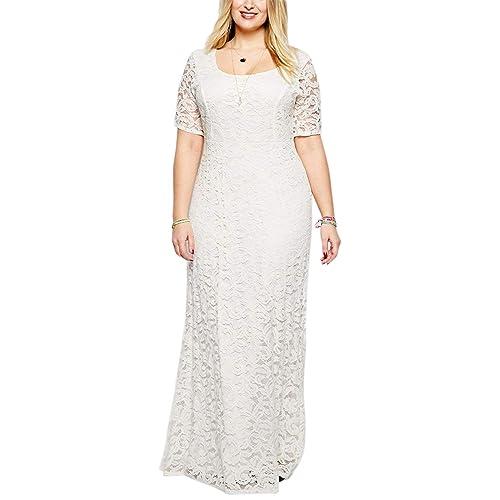 Plus Size Wedding Dresses Under 100: Amazon.com