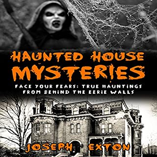 Haunted House Mysteries cover art