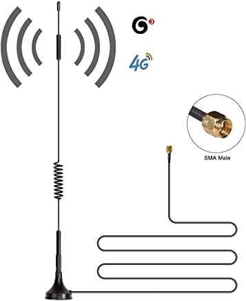 Communication Equipments 2.4ghz Wifi Antenna Mushroom-shaped Umbrella Omni Wireless Module Aerial Waterproof Sma Male