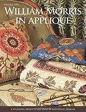 Best william morris in applique book Reviews