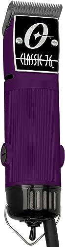 wholesale Oster new arrival Classic 76 Hair Clipper Professional Pro wholesale Salon Purple Color outlet sale