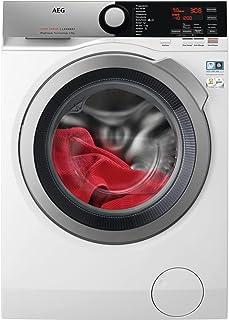 AEG L7FEA70690 Waschmaschine / ProSteam - Auffrischfunktion / 9,0 kg / Leise / Mengenautomatik / Nachlegefunktion / Kindersicherung / Wasserstopp / 1600 U/min