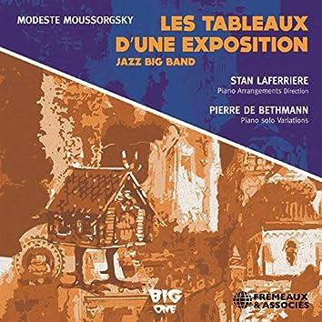 Les tableaux d'une exposition - Jazz Big Band