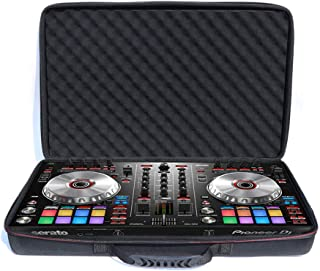 $56 » Zaracle Portable Carrying Case Protect Pouch Storage Bag Travel Case For Pioneer DJ DDJ-SR2 Portable 2-channel controller