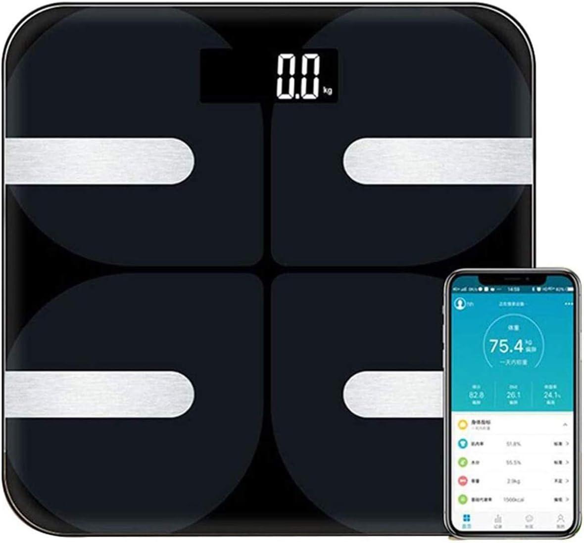 ZGM XTZJ Smart price Body Fat Scale Scales Max 56% OFF Digital for Bathroom