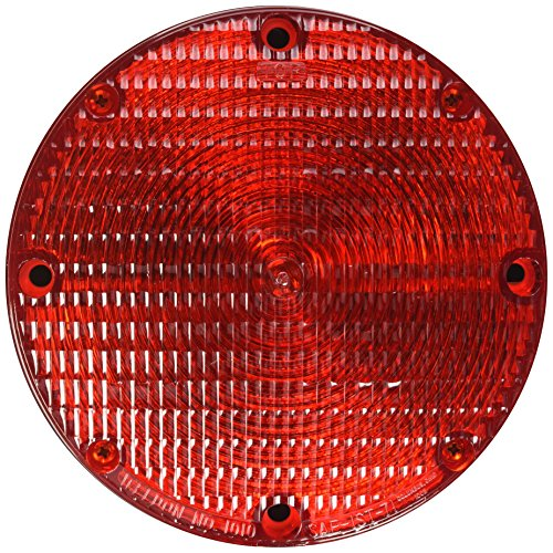 Grote 50132 Red/Black 7' School Bus Light (Double Contact)