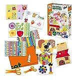 Diset- Recorta y Aprende Juego Educativo para Niños, Multicolor (68951)