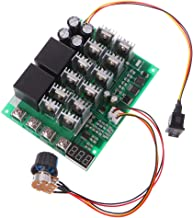 DC Motor Speed Controller 12V 24V 36V 48V 10-55V 60A Forward/Reverse Switch Linear Potentiometer 270 Degrees Speed Mode