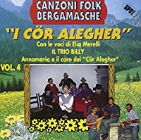 Canzoni folk bergamasche - vol.4