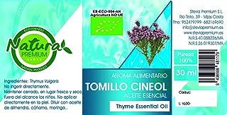 Natura Premium Aceite Esencial Tomillo Cineol Bio 30 Ml. 30 ml