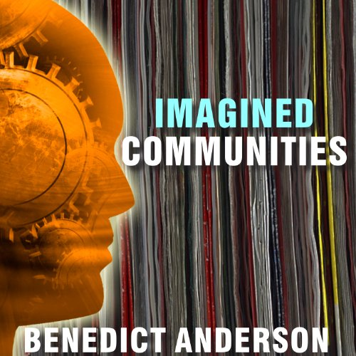 Imagined Communities audiobook cover art