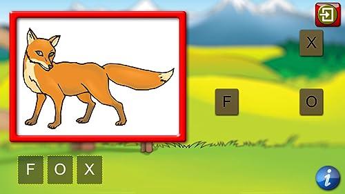 『子供学ぶスペル楽しい - 500 の一般的な英単語を教える』の3枚目の画像
