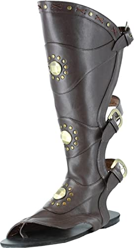 Destroyer Men's Costume Sandals, braun  SM 8-9