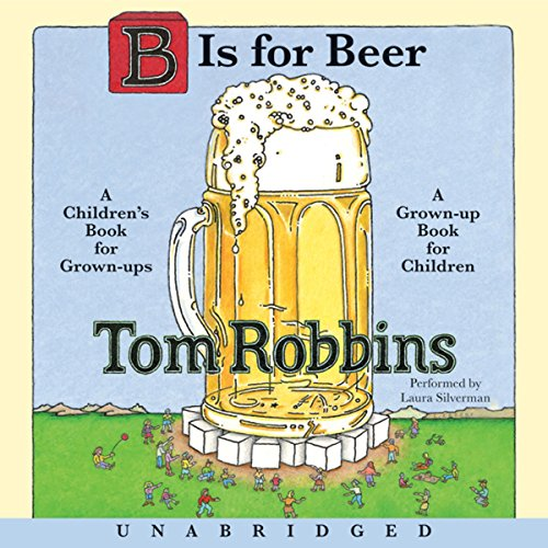 B Is for Beer audiobook cover art