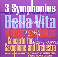 DANISH RADIO CONCERT ORCHESTRA: Symphonies, Vol. 1