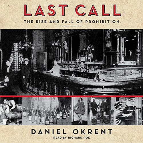 Last Call Audiobook By Daniel Okrent cover art