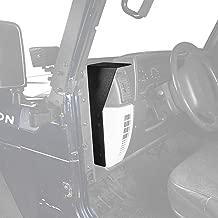 Hooke Road 1997-2006 Jeep Wrangler TJ Interior CB Radio Mounting Bracket(1PCS)