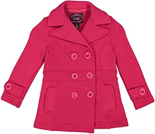 unik Girl Fleece Coat with Buttons Size 2,3,4, SM, M, L, XL Perfect for Daily wear