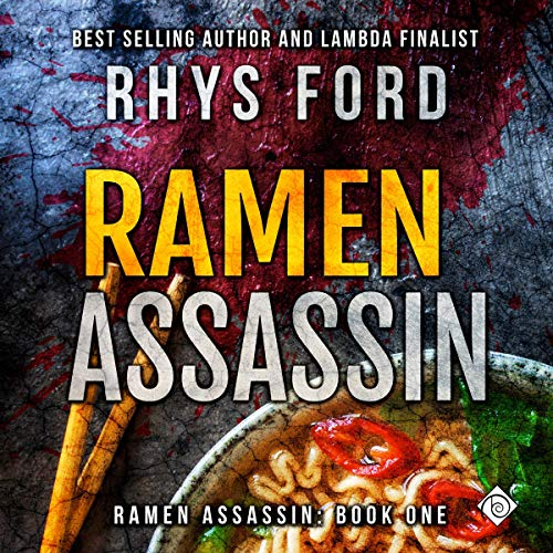 Page de couverture de Ramen Assassin