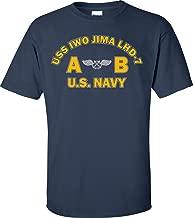 USS IWO JIMA LHD-7 Rate AB Aviation Boatswains Mate T-Shirt