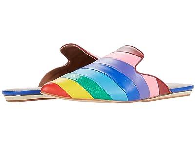 Kurt Geiger London Kita Rainbow (Blue/Other) Women