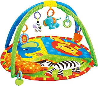 EMILYSTORES Baby Fold Acctivity Gyms Play Mats, Lion