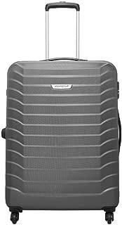 Aristocrat Juke Polycarbonate 75 cms Grey Hard Sided Suitcase (JUKE75TMGP)
