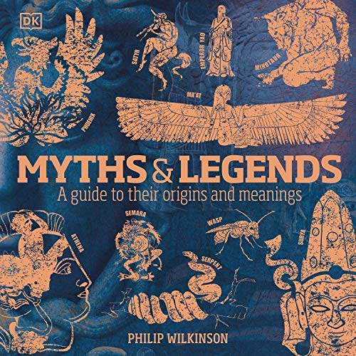 Myths & Legends cover art