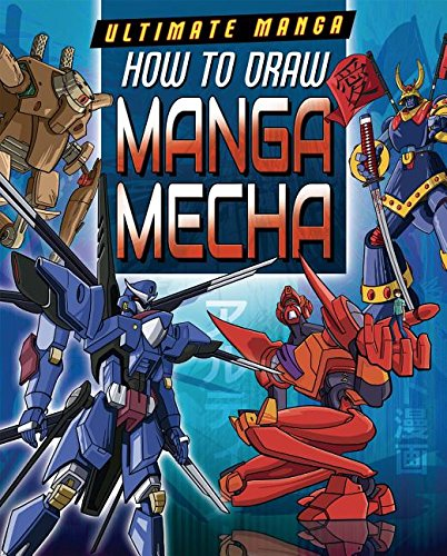 How to Draw Manga Mecha