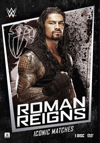 WWE: Iconic Matches: Roman Reigns (DVD)