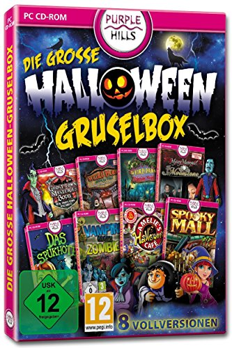 Die große Halloween Gruselbox