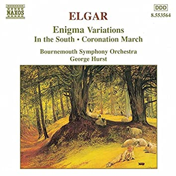 Elgar: Enigma Variations / In the South / Coronation March