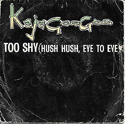 KAJAGOOGOO - TOO SHY - 7 inch vinyl / 45