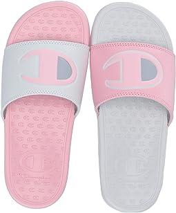9ca14625d365 Pink White. Champion Kids. Super Slide Mix Match (Little ...