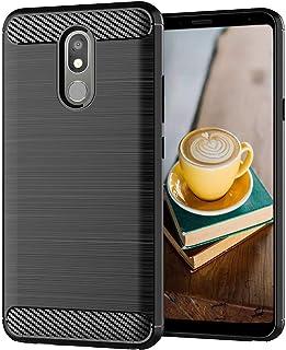 LG Prime 2 case,LG Aristo 4 Plus Case,LG Aristo 4 Case,Tribute Royal/Arena 2/Journey LTE Phone Case Slim Thin Soft TPU Sho...