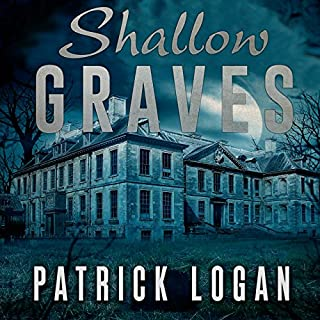 Shallow Graves     The Haunted, Book 1              By:                                                                                                                                 Patrick Logan                               Narrated by:                                                                                                                                 Michael Pauley                      Length: 6 hrs and 38 mins     294 ratings     Overall 4.1