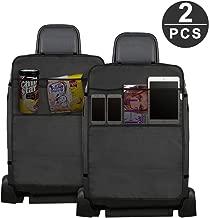 UMJWYJ Lot de 2 Tapis de Protection pour si/ège arri/ère de Voiture pour Enfants et Tout-Petits /Étanches avec /écran Tactile pour iPad