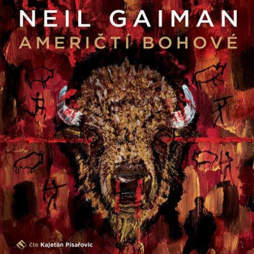 Američtí bohové cover art